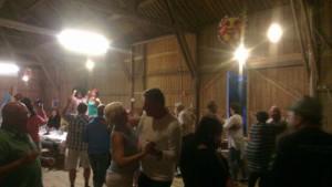 Dans på Fossen
